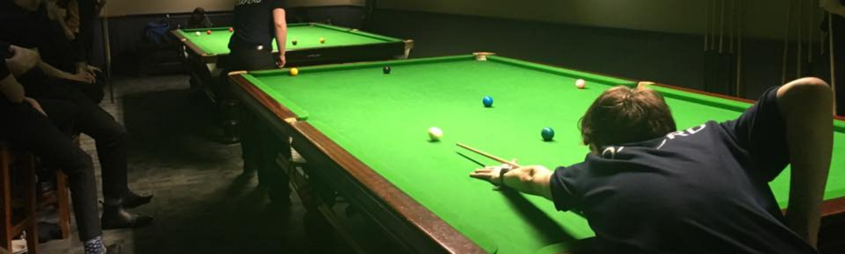 pool snooker banner