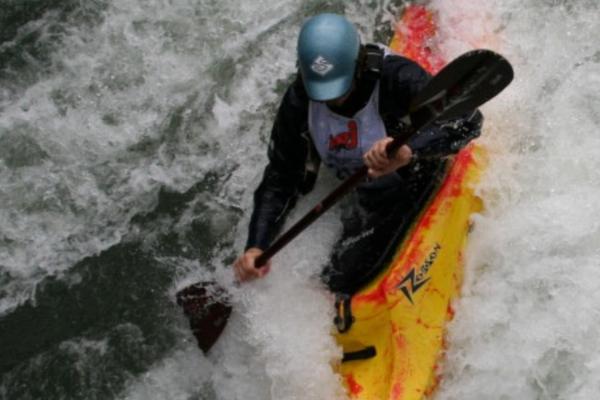 canoe kayak banner