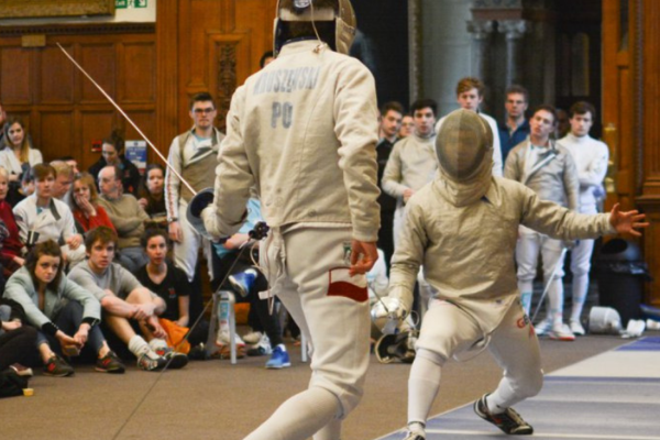 fencing banner