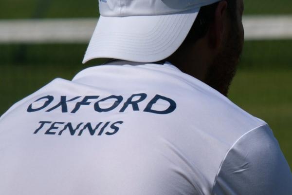 lawn tennis banner