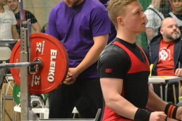 powerlifting banner