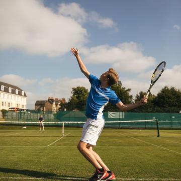 Grass Court Tennis